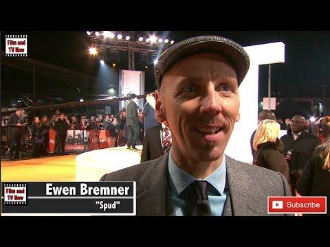 Ewen Bremner T2 Trainspotting World Premiere Red Carpet Interview