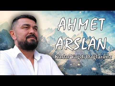 AHMET ARSLAN - KARLAR YAĞDI DAĞLARIMA  [BoRMüZiKᴴᴰ]
