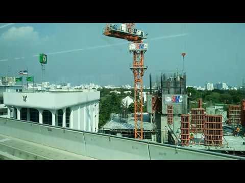 MRT Purple Line Bangkok/Nonthaburi Full Version Part 1