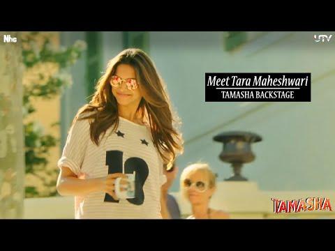 Tamasha Backstage | Meet Tara Maheshwari | In Cinemas Nov. 27