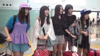 5/16-18、9nineが初の海外遠征で香港を訪れた時の様子を、何回かに分け...