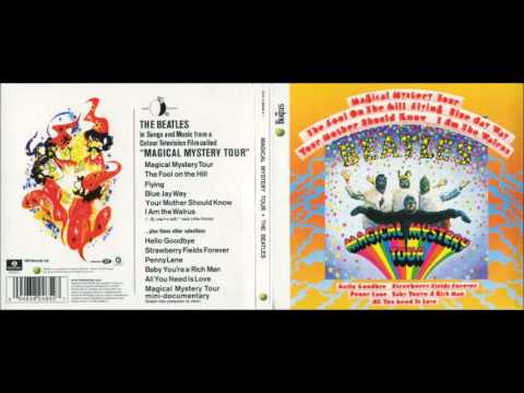 the beatles magical mystery tour full album stereo remastered youtube. Black Bedroom Furniture Sets. Home Design Ideas