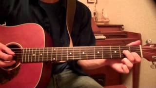 Fortunate Son -  Creedence Clearwater Revival Guitar Tutorial