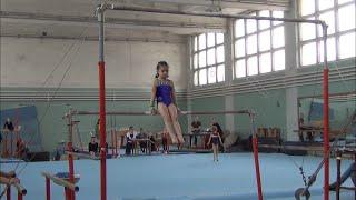 Карина спортивная гимнастика 3-й взрослый разряд / Karina Gymnastics Competition