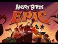 Angry Birds Epic Chronicle Cave 2 Rain Plateaus 3 Walkthrough Gameplay