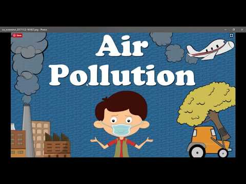 3 steps to reduce Air Pollution
