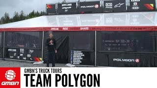 Team Polygon Truck Tour