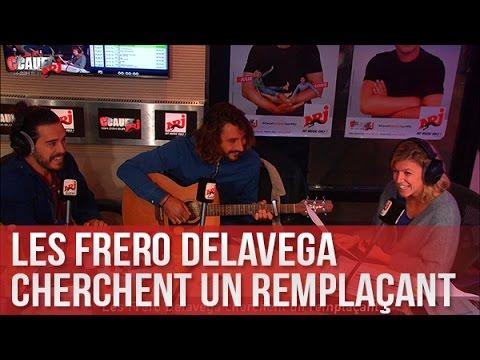 Les Fréro Delavega cherchent un remplaçant - C'Cauet sur NRJ