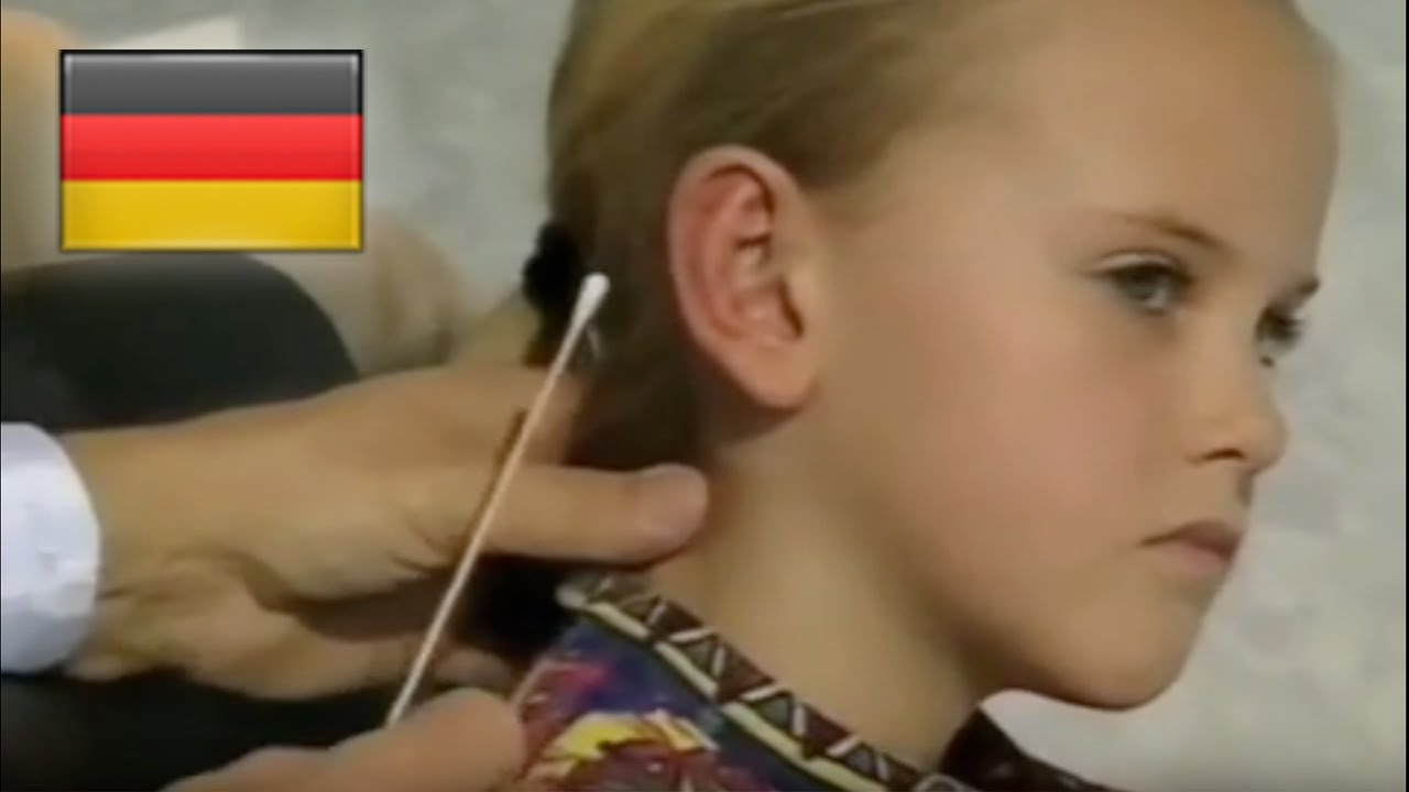 Dr. Waldemar Merck Ohroperationen, Ohren anlegen - YouTube