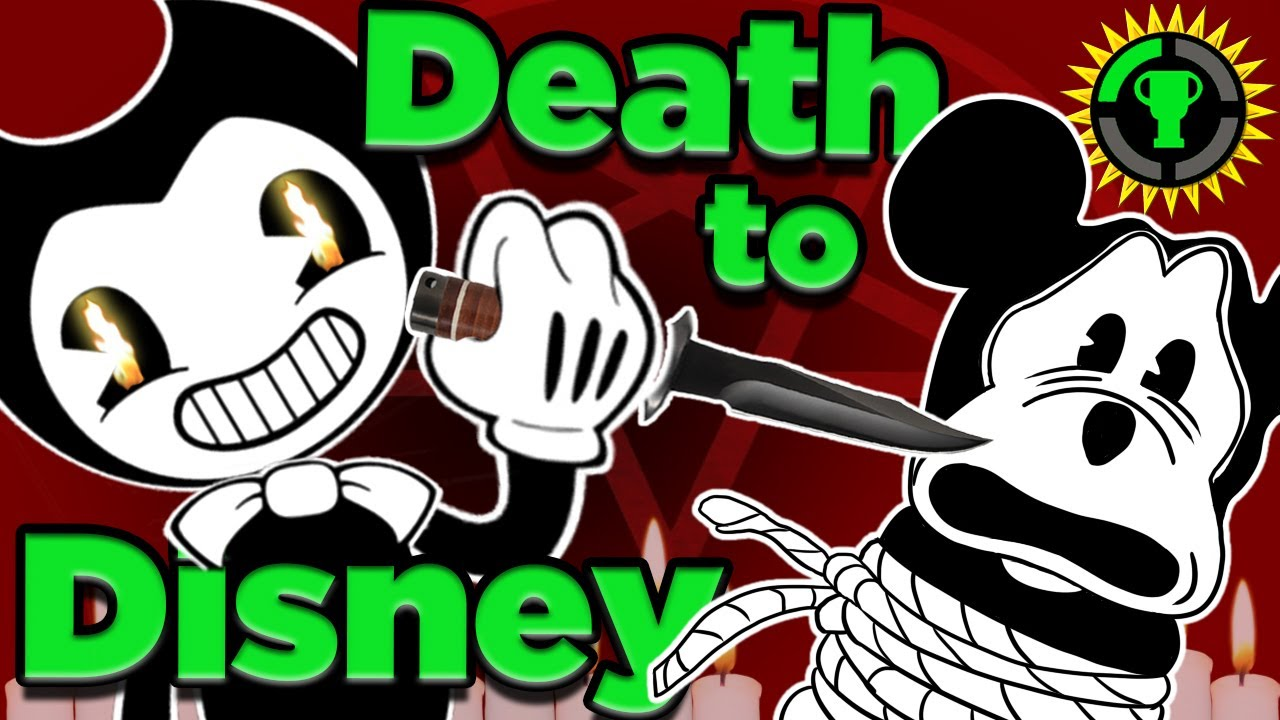 Game Theory: How Bendy EXPOSES Disney's Cartoon CONSPIRACY ...