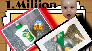 Must try!!!! Slime with only 1 ingredient hand soap (dettol)