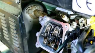видео Ремонт газовых генераторов и электростанций