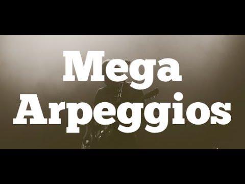 Mega Arpeggios | Angular Playing Techniques