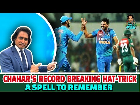 Chahar's record breaking hat-trick, a spell to remember