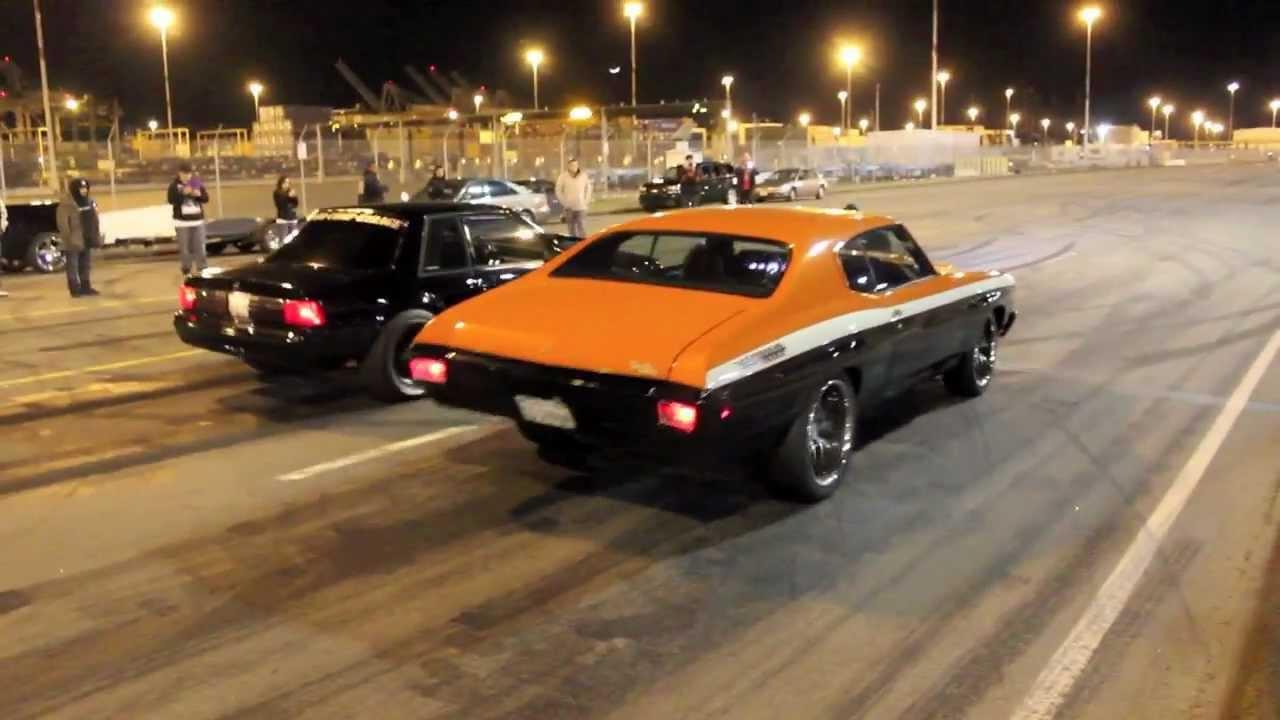 SS Shaun Chevelle VS DSR Mustang YouTube