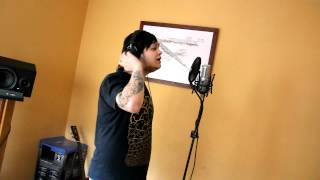Louder than thunder (The devil wears prada) Vocal cover by Diego G.