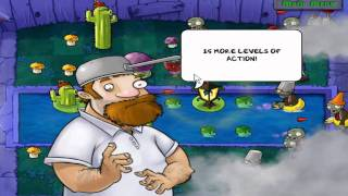 Plants Vs. Zombies- Upsell (Hidden Mini-Game)