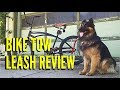 BIKE TOW LEASH - Product Review