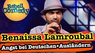 Benaissa Lamroubal: Ängste bei Deutschen & Ausländern