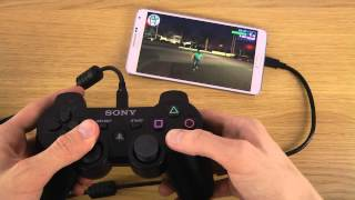 How To Pair PlayStation 3 Controller To Samsung Galaxy Note 3