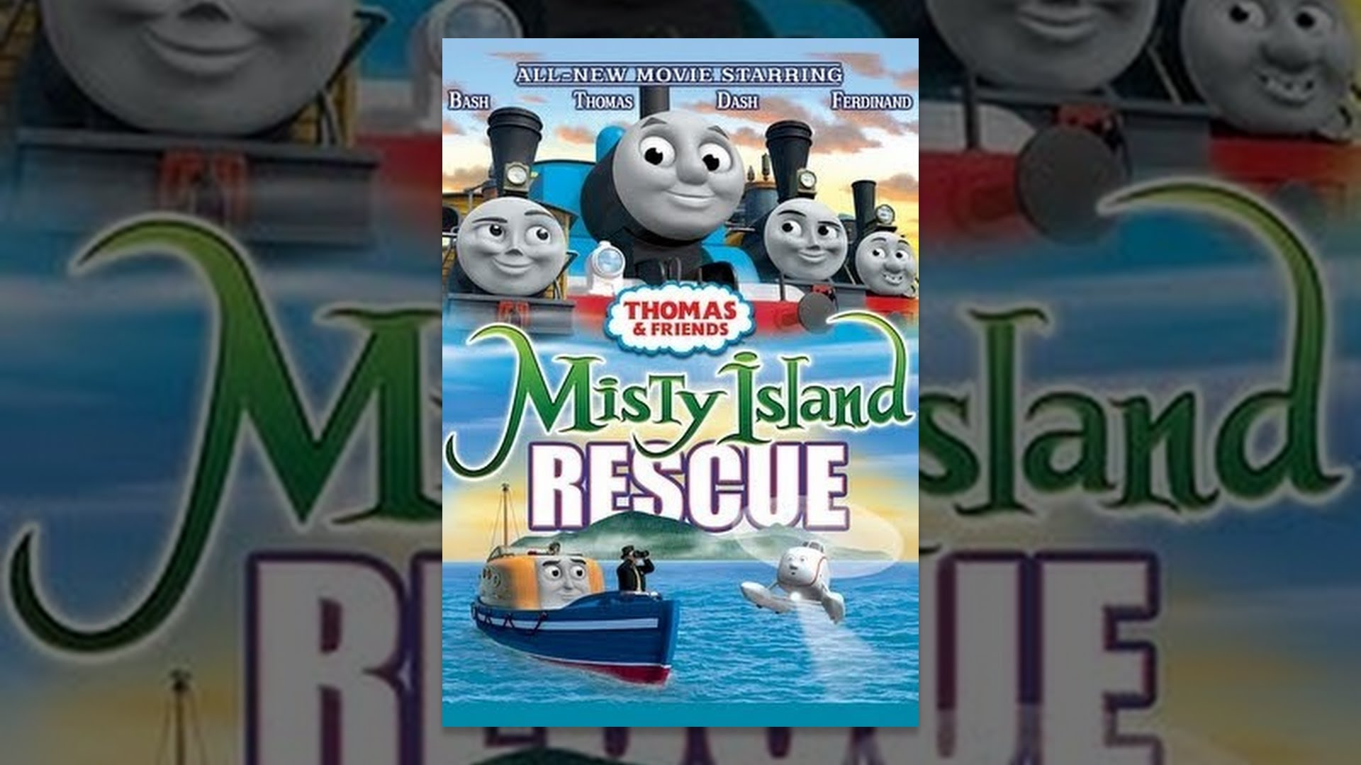 Download Thomas and Friends: Misty Island Rescue
