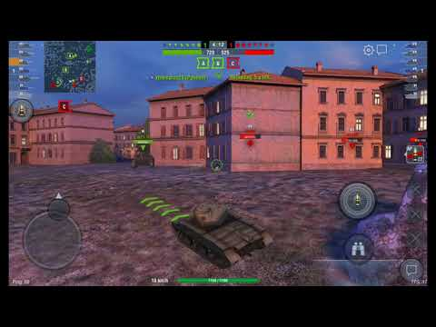 Losing,in my T20(WOT Blitz)