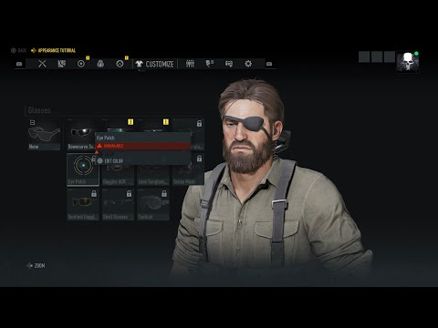 Ghost Recon: Breakpoint - Big Boss from MGS5 (Character Creation) + Gameplay |