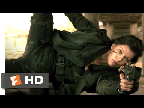 Resident Evil: The Final Chapter (2017) -...