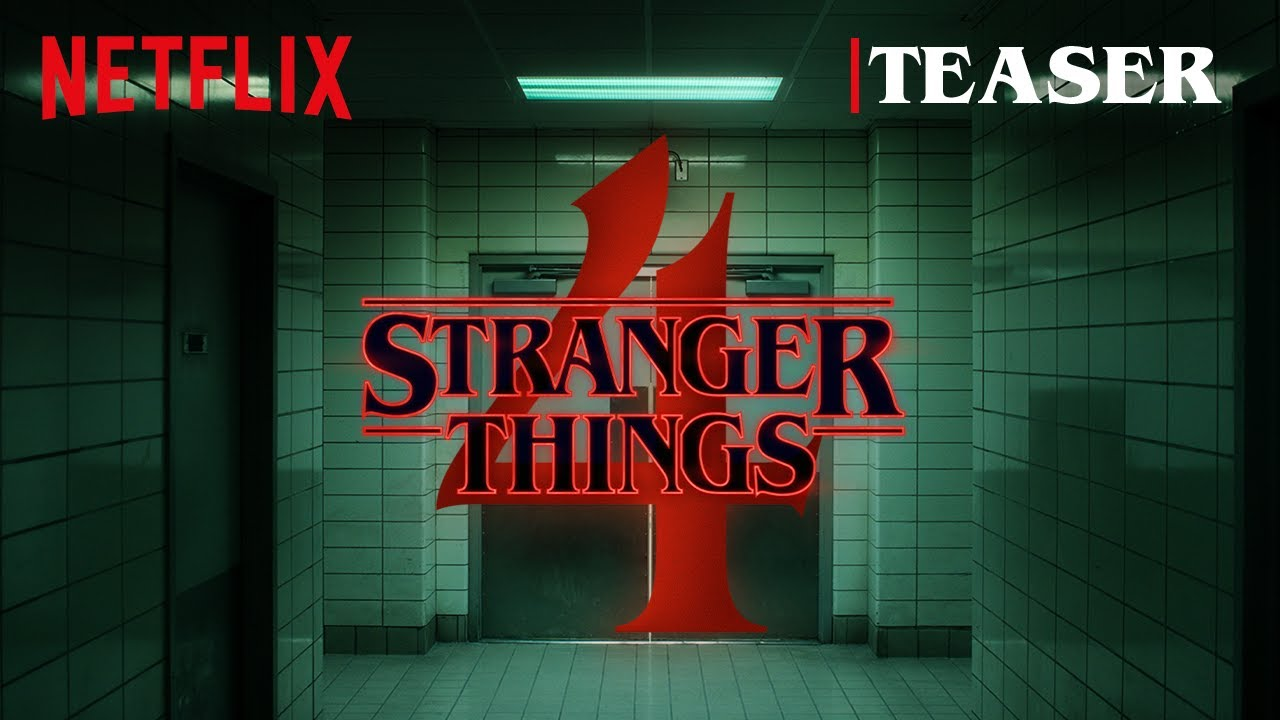 Stranger Things divulga novo trailer da temporada 4