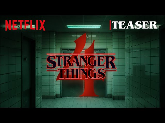 NEW Stranger Things 4 Coming Soon! Whats Next?
