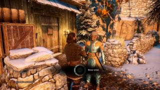 "Dragon Age: Inquisition - Haven: Grey Warden Blackwell Dialogue Tree ""Memories of the Grey"" Blight"