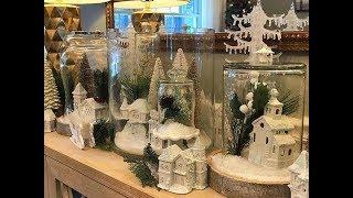 DIY Dollar Tree Winter Wonderland Mini Village