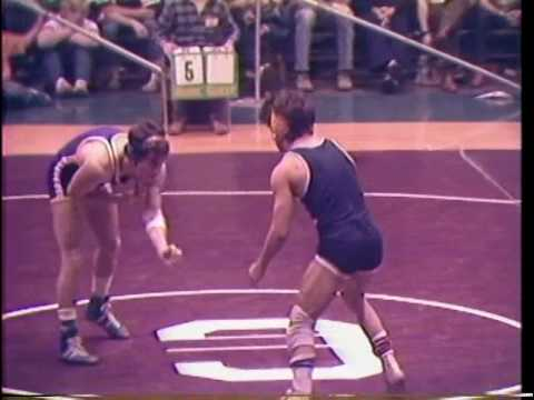 1981 NYSPHSAA Intersectional Wrestling Finals 112lbs.