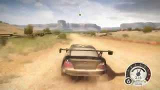 DIRT 2 PC Gameplay Max Settings Ultra Graphics 720P