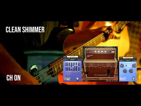 Pop Punk Demo - Efektor GQ3607 Free Guitar Graphic Equalizer Plugin