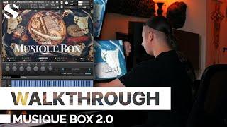 Walkthrough: Musique Box 2.0