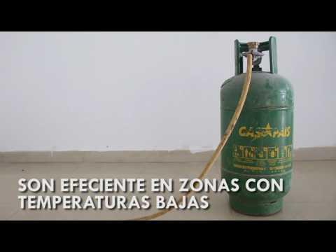Diferencias entre gas natural y gas propano