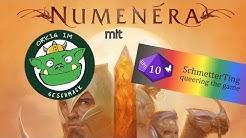 """Numenera: Let's Play mit """"Orkig im Geschmack"""" und Dyn von SchmetterTing"""