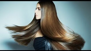 Укладка волос после кератинового выпрямления
