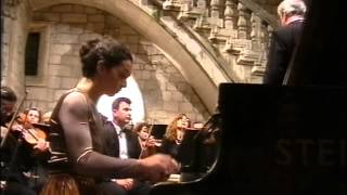 Marija Grazio - J.Haydn Piano Concerto D-major - Rondo all