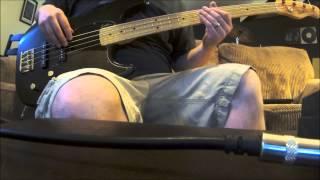 sHEAVY - 0000000001 (Bass Cover) ZOOM Q4 Demo