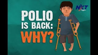 Polio is back: Bakit? | NXT