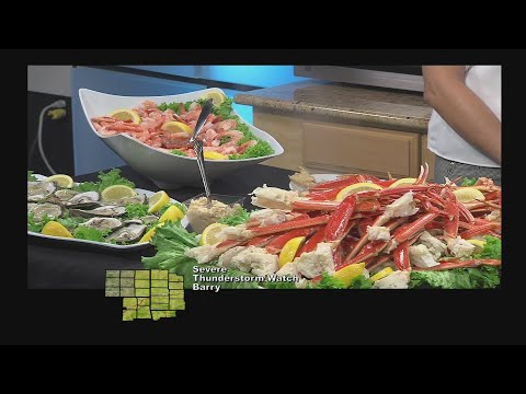 Cooking With Downstream Casino: Crab Legs