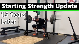 Starting Strength Linear Progression Update
