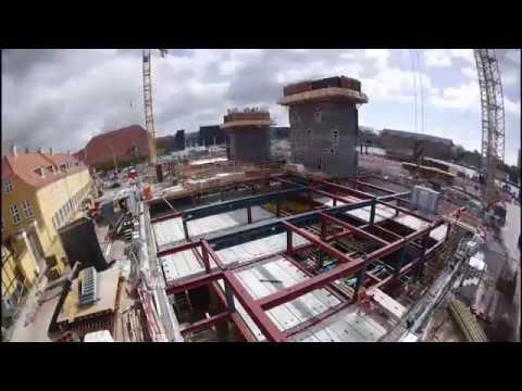 ZÜBLIN - Project Blox Copenhagen BIM