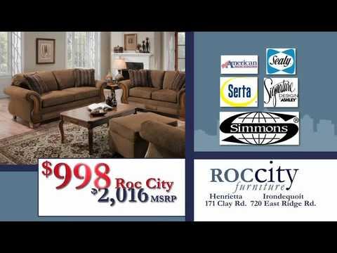 ROC City Furniture YouTube
