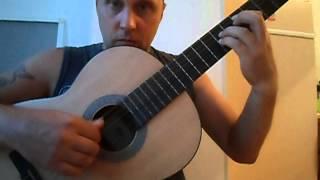 Уроки гитары Отличный риф мелодия