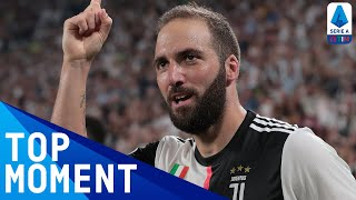 Gonzalo Higuain Scores Against His Old Club! | Juventus 4-3 Napoli | Top Moment | Serie A