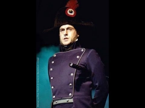 Terrence Mann Javert