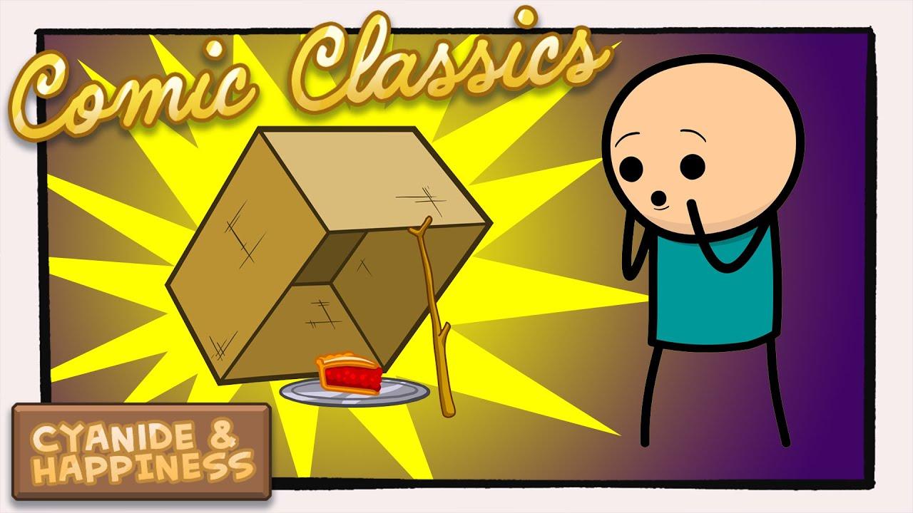 The Trap | Cyanide & Happiness Comic Classics